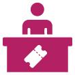 Donnez à votre partenaire un lien de billetterie particulier ainsi connaissez la part de ses ventes sur le total de billet vendu